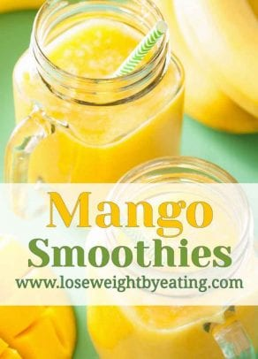 Mango Smoothie Recipes
