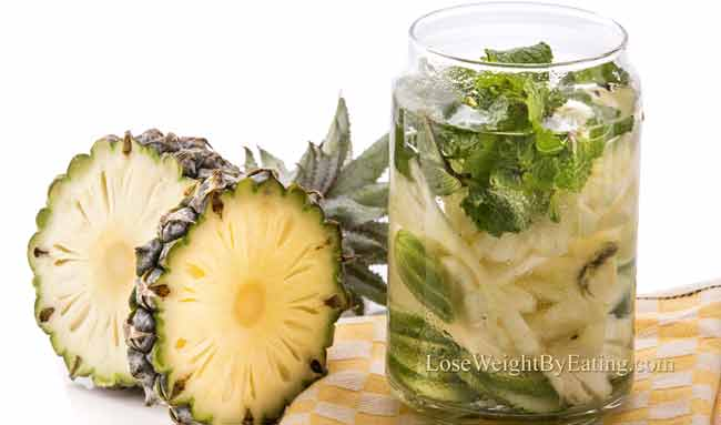 Pineapple Water Recipe