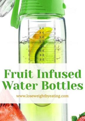 Fruit Infused Water Bottle Reviews