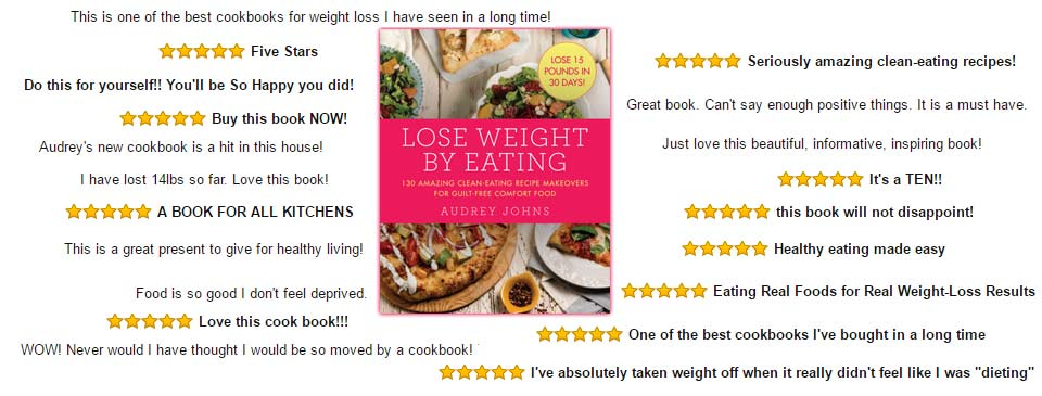 WeightLossTopSecret Cookbook Reviews