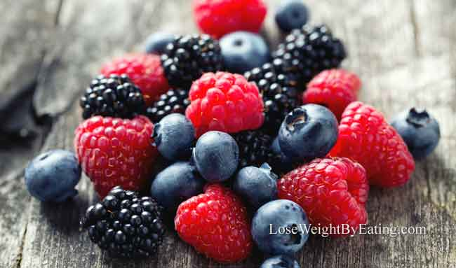 Anti-inflammatory Berries