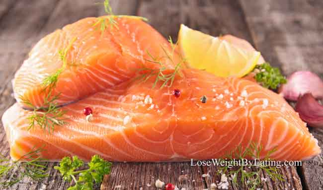 Anti-inflammatory fish