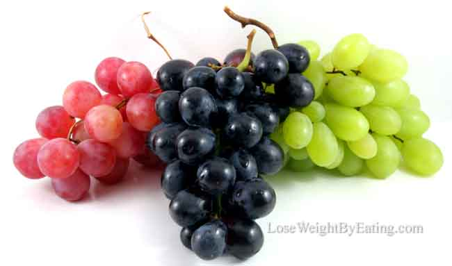 Anti Inflammatory Foods Grapes