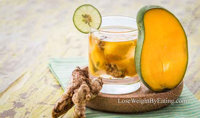 Metabolism Boosting Mango Ginger
