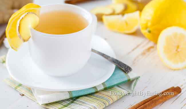 Metabolism Boosting Tea